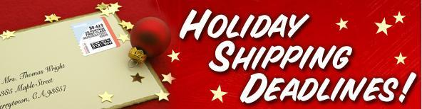 Kentex Cargo Holiday Shipping