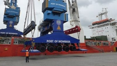 Sea Shipping USa to Kenya